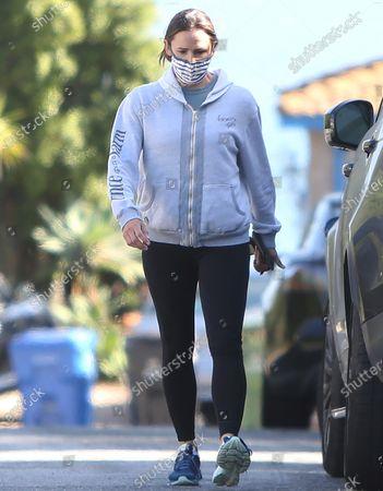 Stock Image of Jennifer Garner