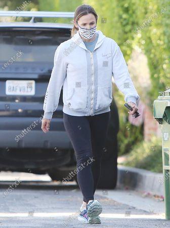 Stock Picture of Jennifer Garner