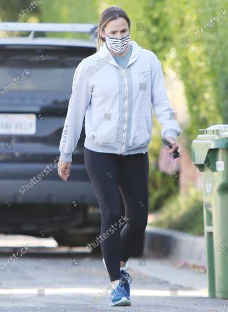 Stock Photo of Jennifer Garner