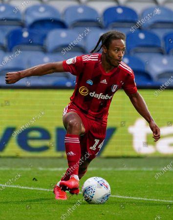 Bobby Reid of Fulham