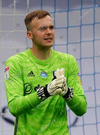 Marek Rodak of Fulham