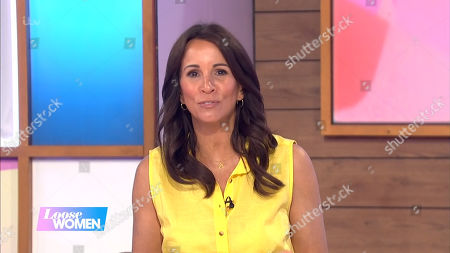 Stock Picture of Andrea McLean