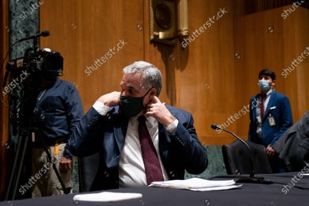 "Editorial image of US Senate Committee on Finance Hearing on ""2020 Filing Season and IRS COVID-19 Recovery"", Washington, District of Columbia, USA - 30 Jun 2020"