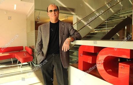 Editorial image of Maurizio Flammini, organiser of the Rome GP and boss of the World Superbike championship, Rome, Italy - 21 Dec 2009