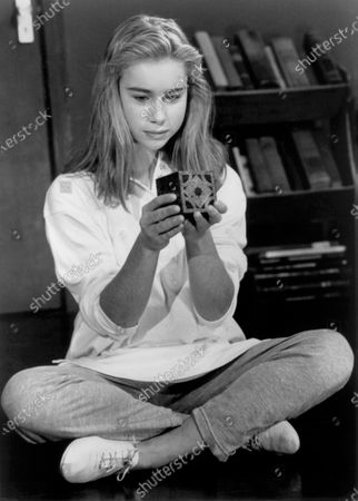 "Imogen Boorman, on-set of the Film, ""Hellbound: Hellraiser II"", New World Pictures, 1988"