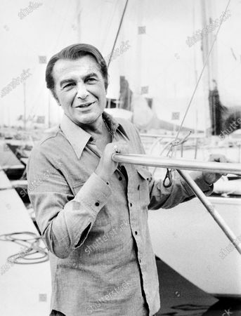 "Rossano Brazzi, Publicity Portrait for the TV Show, ""Hawaii Five-O"", CBS TV, 1977"