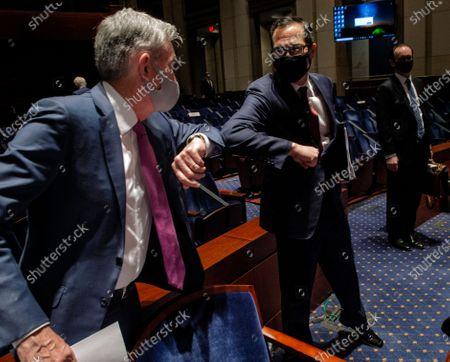 Editorial photo of House Financial Services Committee hearing, Washington, USA - 30 Jun 2020