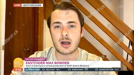Editorial photo of 'Good Morning Britain' TV Show, London, UK - 01 Jul 2020