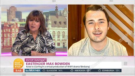 Editorial image of 'Good Morning Britain' TV Show, London, UK - 01 Jul 2020