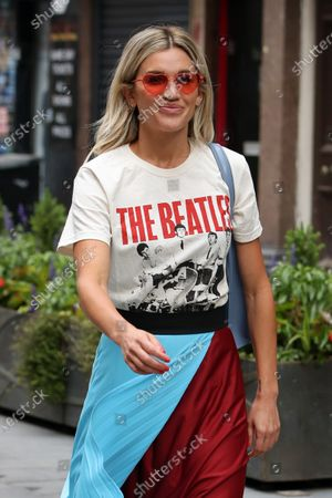Editorial image of Ashley Roberts out and about, London, UK - 01 July 2020
