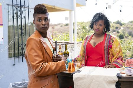 Editorial photo of 'Insecure', TV Show, Season 4 - 2020