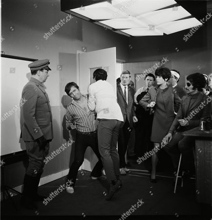 Editorial picture of 'Department S' TV Show, Episode 'The Pied Piper Of Hambledown' - 1969