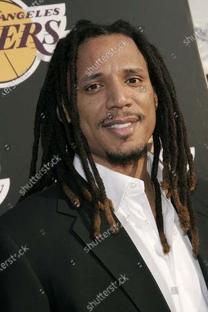 Brian Grant at the LA Lakers 2nd Annual Las Vegas Casino Night Celebrity Poker Challenge to benefit LA Lakers Youth Foundation at Barker Hangar in Santa Monica, CA