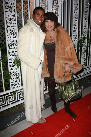 Norwood Young and Kim Whitley