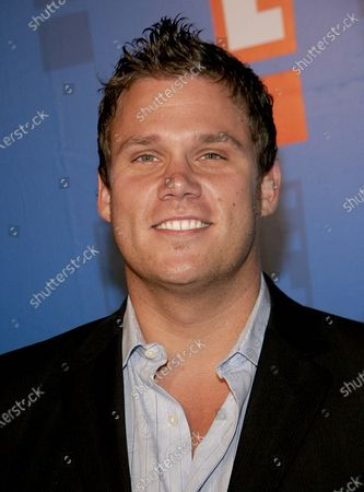 Bob Guiney arrives at E! Entertainment Television's Summer Splash Event at Amanda Scheer Demme's Tropicana Bar at the Roosevelt Hotel in Hollywood, CA