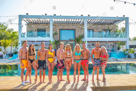 Justin Lacko and Millie Fuller, Josh Moss and Tayla Damir, Charlie Taylor and Natasha Cherie, Cassidy McGill and Grant Crapp and Eden Dally and Erin Barnett.