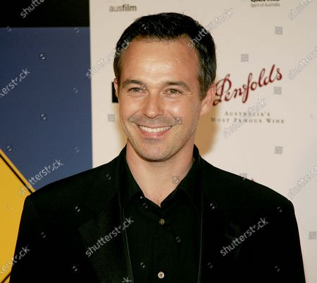 Cameron Daddo arrives at the G'Day LA Australia Week 2005 Penfolds Black Tie Gala Dinner held at the Century Plaza Hotel in  Century City, CA