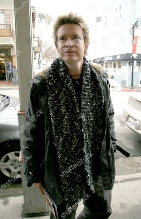 Scott Coffey of the film Ellie Parker out and about at The 2005 Sundance Film Festival in Park City, Utah