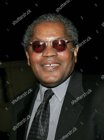 Clarence Williams III attends the Hallmark Channel gathering for NCTA participants at the Ebell Club in Los Angeles, CA