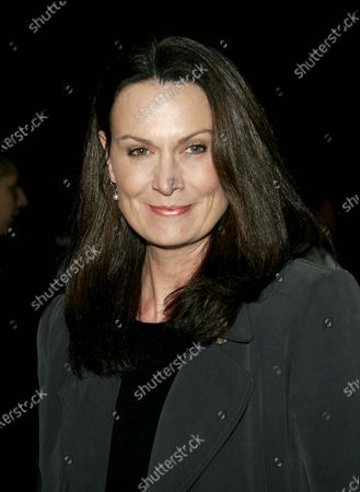 Mel Harris attends the Hallmark Channel gathering for NCTA participants at the Ebell Club in Los Angeles, CA