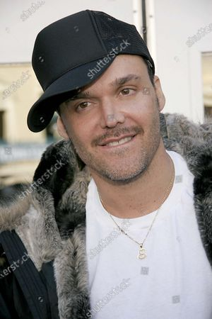 David La Chapelle Out and About at the 2005 Sundance Film Festival in Park City, Utah