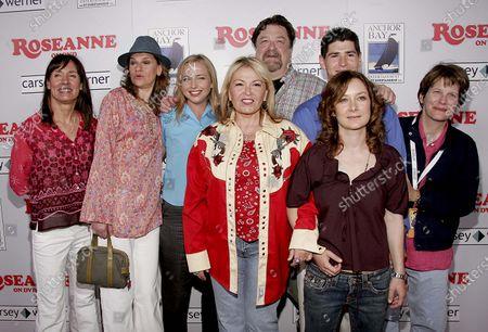 Editorial photo of Roseanne Season 1 DVD Launch Party - Hollywood, California, USA - 18 Jul 2005