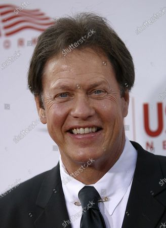 Rick Dees with son, Kevin at The 33rd AFI Life Achievement Award Honors George Lucas at the Kodak Theatre at Hollywood & Highland in Los Angeles, CA