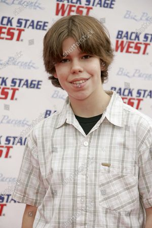 """Patrick Allen Dorn of Without A Paddle at The 2005 CARE """"Child Actor Recognition Event"""" Awards Show held at Universal Studios in Universal City, CA"""