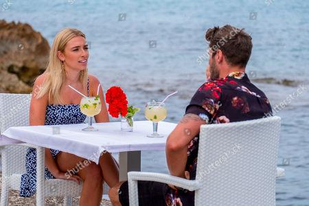 Cassidy McGill and John-James Parton date.