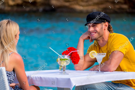 Cassidy McGill and Elias Chirgos date.