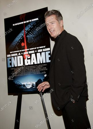 Stock Image of Jack Scalia at the End Game World Premiere held at The Linwood Dunn Theatre Academy of Motion Picture Arts and Sciences in Hollywood, CA
