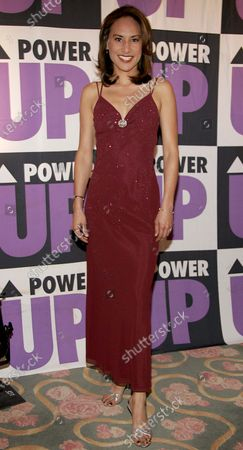 Michelle C. Bonilla attends the Power Premiere Awards at the Beverly Hills Hotel in Beverly Hills, CA