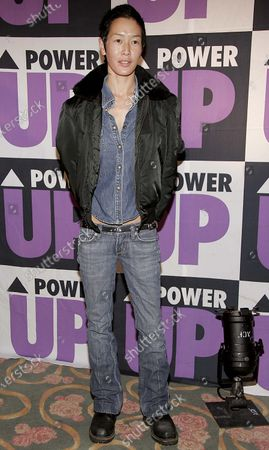 Jenny Shimizu attends the Power Premiere Awards at the Beverly Hills Hotel in Beverly Hills, CA