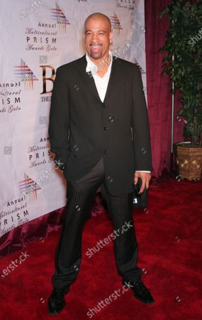 Actor Dorian Gregory arrive at the 10th Annual Multicultural PRISM Awards Gala, held at the Universal City Hilton Hotel in Universal City, a suburb of Los Angeles, CA
