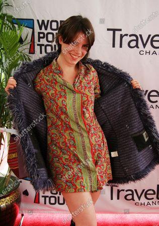 Editorial photo of World Poker Tour Celebrity Invitational, Commerce, California, USA - 23 Feb 2005
