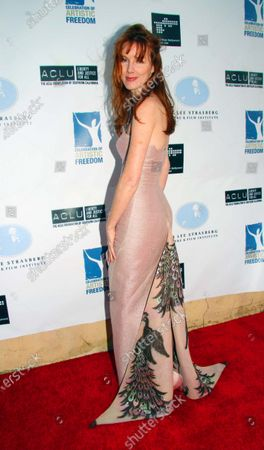 """Kathleen York of the hit tv show """"The West Wing"""" arrives  at the 3rd Annual """"Celebration of Artistic Freedom Fundraiser,"""" hosted by the City of West Hollywood and the Lee Strasberg Theater & Film Institute and benefiting Amnesty International USA and the ACLU Foundation of Southern California at Robert De Niro's restaurant, Ago, in West Hollywood, CA."""