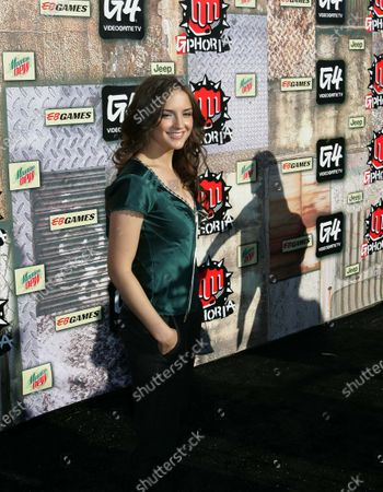 """Rachel Leigh Cook arriving at the 3rd Annual """"G-PHORIA""""--The Mother of All Videogame Awards Shows--hosted by """"That '70s Show"""" star Wilmer Valderrama, and including a performance by the hip-hop phenomenon The Black Eyed Peas, at Los Angeles Center Studios in Los Angeles, CA."""