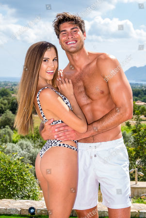 Millie Fuller and Justin Lacko.