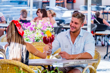 Dom Thomas goes on dates with FrancÌoise Draschler and Cassidy McGill