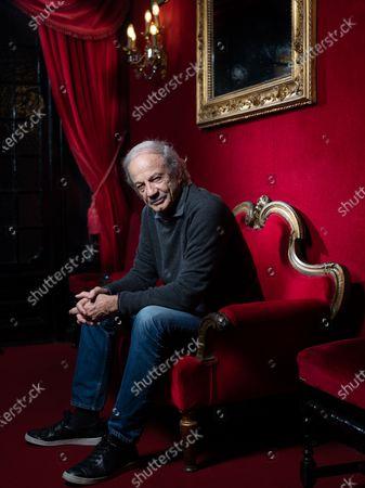 Editorial photo of Patrick Chesnais, Theatre des Bouffes-Parisiens, Paris, France - 05 Feb 2020