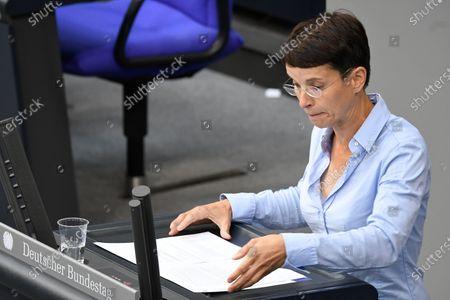Stock Photo of Frauke Petry