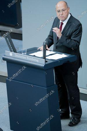 Stock Photo of Gregor Gysi