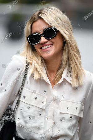 Ashley Roberts out and about, London