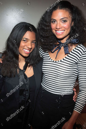 Sky Larrieux and Amel Larrieux