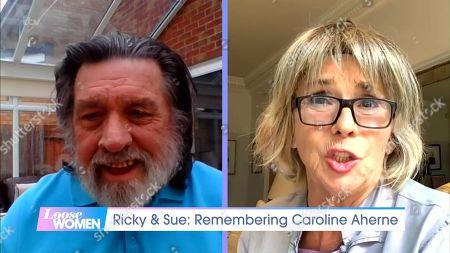 Ricky Tomlinson, Sue Johnston