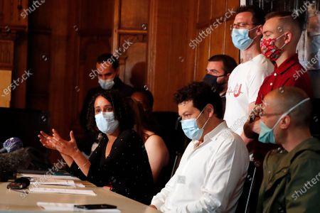 Editorial image of Virus Outbreak , Paris, France - 02 Jul 2020