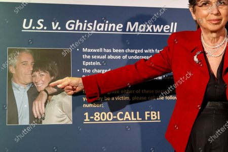 Jeffrey Epstein associate Ghislaine Maxwell arrested on federal charges