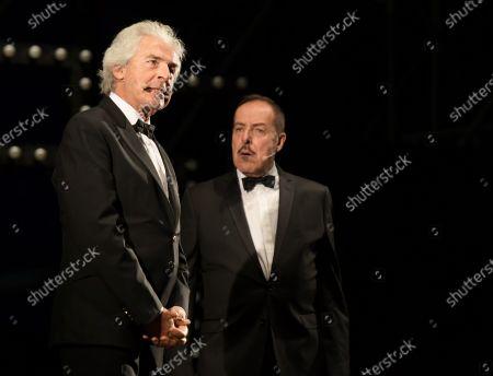 Massimo Lopez and Tullio Solenghi