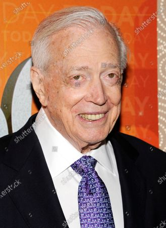 Editorial image of Obit Hugh Downs, New York, United States - 12 Jan 2012