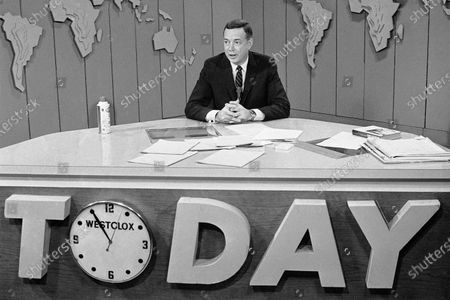"Hugh Downs hosts the ""Today""show on NBC. Downs, a genial and near-constant presence on television from the 1950s through the 1990s, has died. His family said Downs died of natural causes, in Scottsdale, Ariz. He was 99. Downs was a host of the ""Today"" show on NBC, worked on the ""Tonight"" show when Jack Paar was in charge, and hosted the long-running game show ""Concentration"